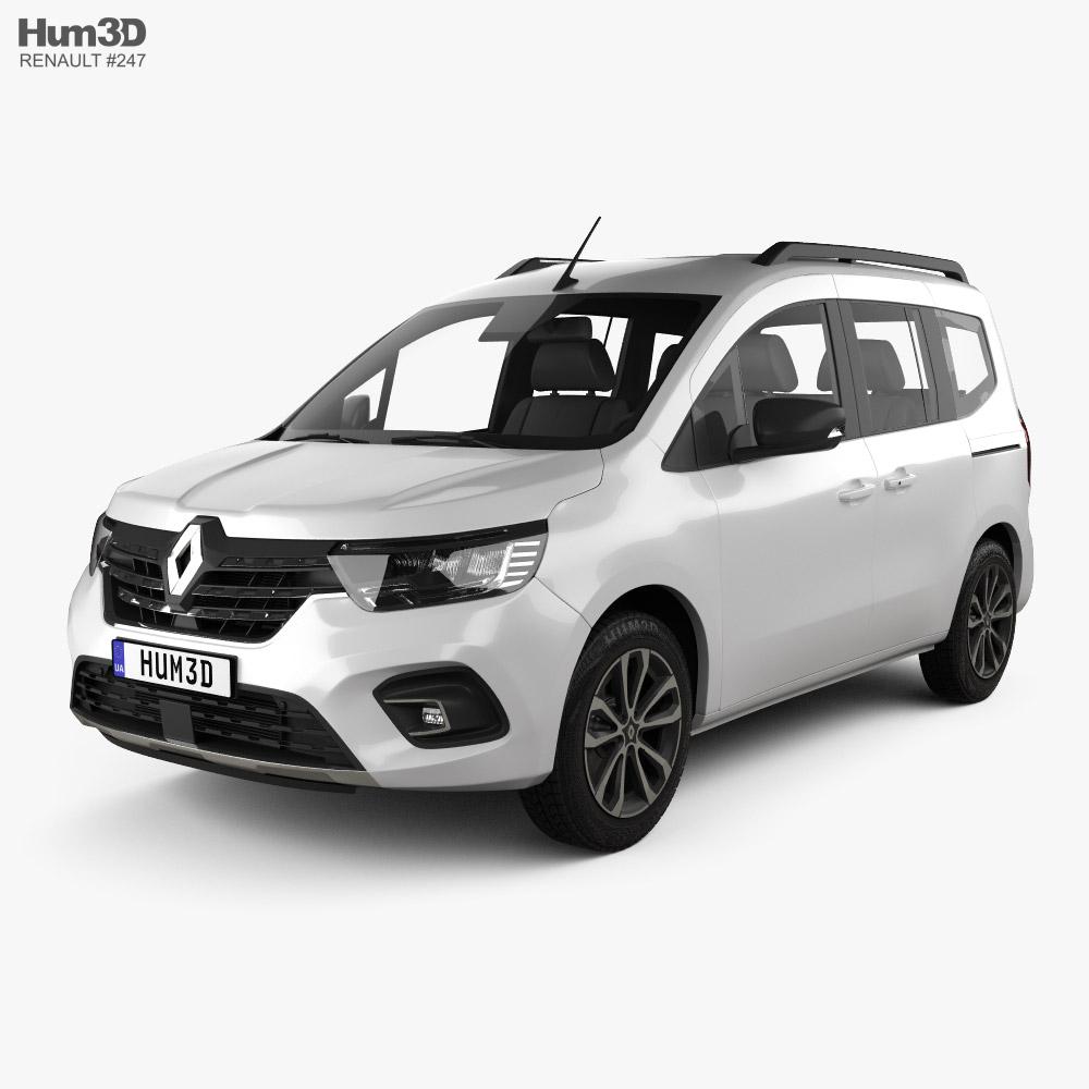 Renault Kangoo 2021 3D model