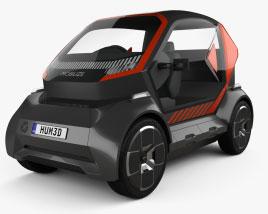 Renault EZ-1 2022 3D model
