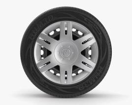 Buick Wheel 001 3D model