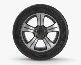 Honda Rim 001 3D model