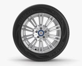 Mercedes-Benz Rim 001 3D model