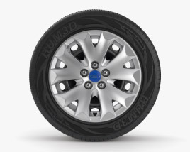 Ford Rim 002 3D model