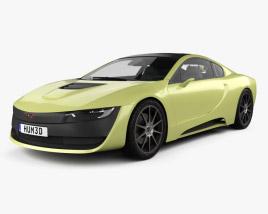 Rinspeed Etos 2016 3D model