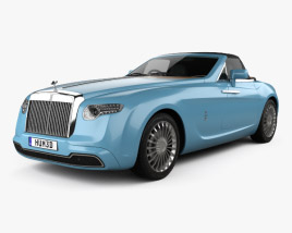 3D model of Rolls-Royce Hyperion 2008