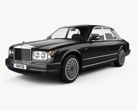 3D model of Rolls-Royce Silver Seraph 1998