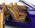 Rolls-Royce Dawn with HQ interior 2017 3d model