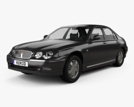 3D model of Rover 75 1998
