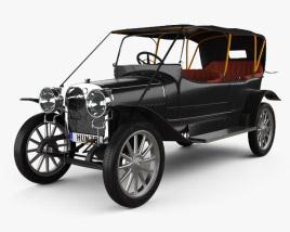 3D model of Russo-Balt K12/20 1911