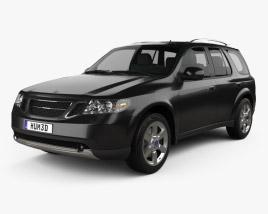 3D model of Saab 9-7X 2005