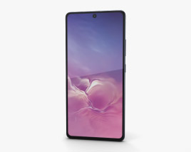Samsung Galaxy S10 Lite Prism Black 3D model