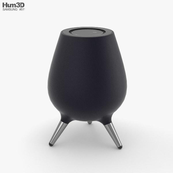 Samsung Galaxy Home 3D model