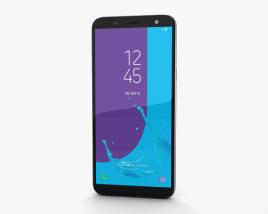 Samsung Galaxy J6 Orchid Gray 3D model