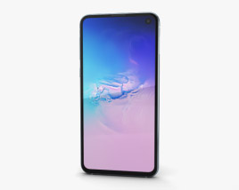 3D model of Samsung Galaxy S10e Prism Blue