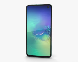 3D model of Samsung Galaxy S10e Prism Green