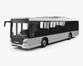 3D model of Scania Citywide LE Bus 2011