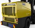 Schmidt Supra 5002 Snow Cutter Blower 2018 3d model