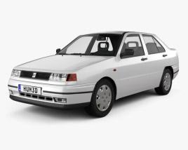 3D model of Seat Toledo Mk1 1993