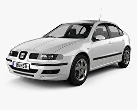 Seat Leon 1998 3D model