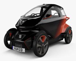 Seat Minimo 2019 3D model