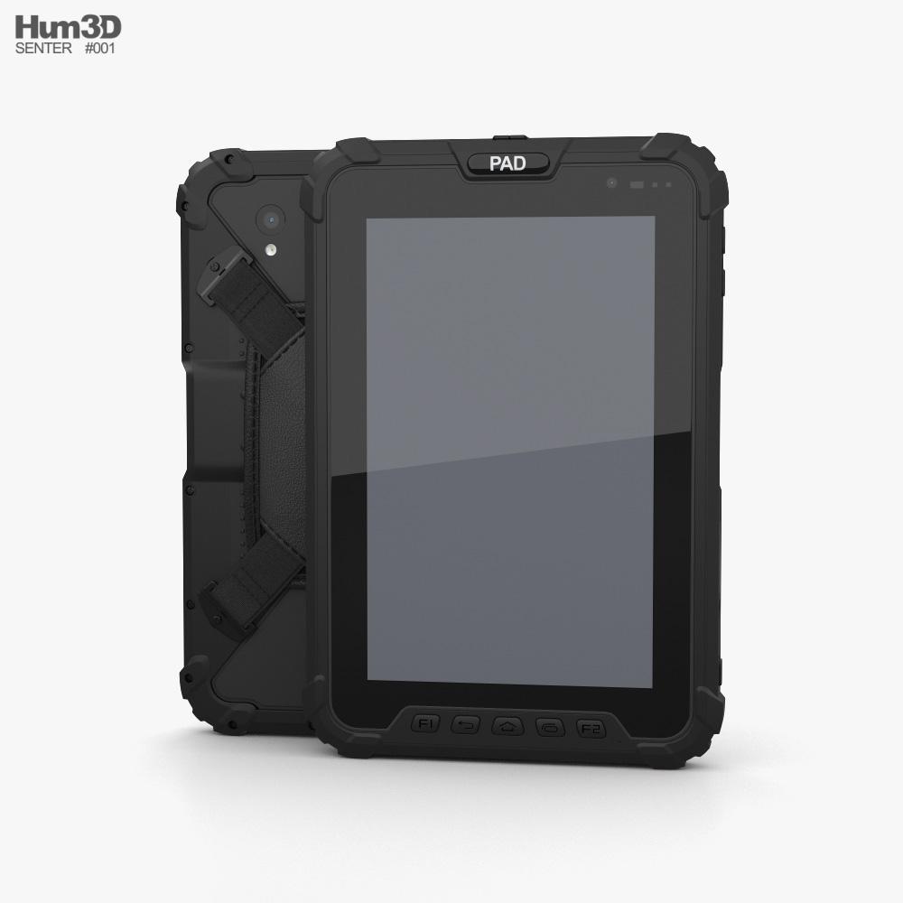 Senter S917V10 Rugged Tablet 3d model