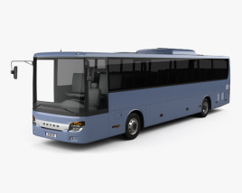 Setra MultiClass S 415 H Bus 2015 3D model