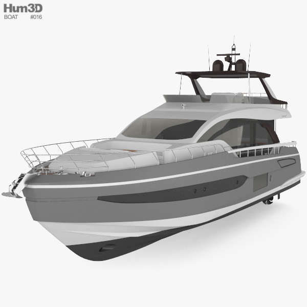 3D model of Azimut 78
