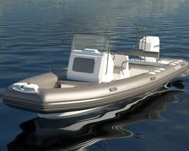 3D model of Brig N700 2016