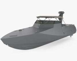 Combatant Craft Assault (CCA) 3D model