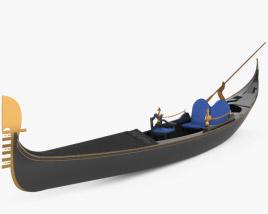 3D model of Gondola