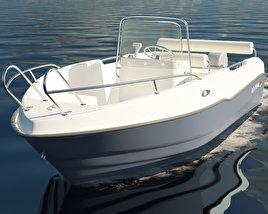 Rajo MM440 Boat 2016 3D model