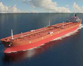 Knock Nevis ULCC Supertanker