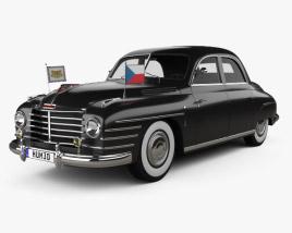 3D model of Skoda VOS 1950