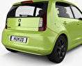 Skoda Citigo 5-door 2017 3d model