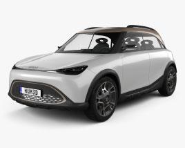 Smart No 1 2021 3D model