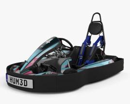 3D model of Sodikart GTR 2019