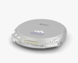 Sony Walkman CD Player 3D model