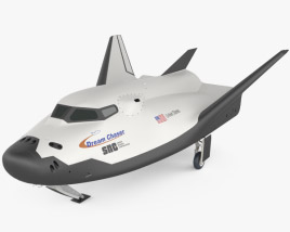 3D model of Dream Chaser