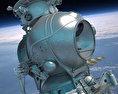 LK Soviet Lunar Craft 3d model