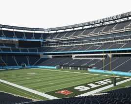 MetLife Stadium 3D model