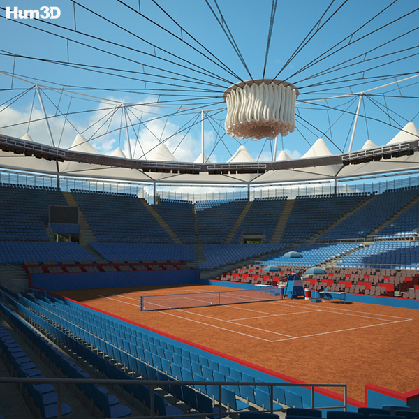 3D model of Am Rothenbaum