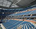 Arthur Ashe Stadium 3d model