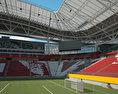 Kazan Arena 3d model