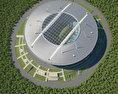 Krestovsky Stadium 3d model