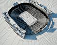 Michigan Stadium 3d model
