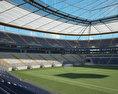 Commerzbank-Arena 3d model