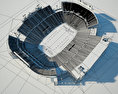 Beaver Stadium 3d model