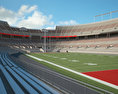 Ohio Stadium 3d model