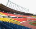 Workers Stadium 3d model