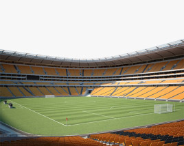 FNB Stadium 3D model
