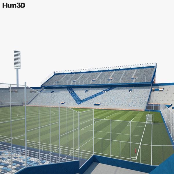 Jose Amalfitani Stadium 3D model